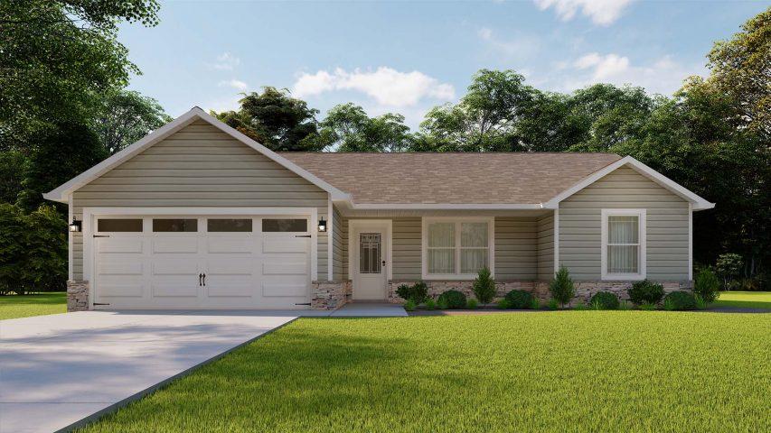 ayden single family home - Premier Homes