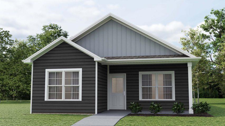model a cottage home - Premier Homes