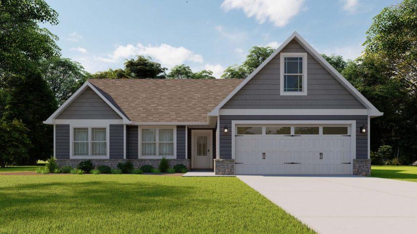 finchbonus single family home - Premier Homes