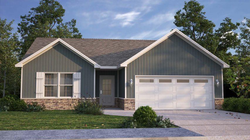 juliana single family home - Premier Homes