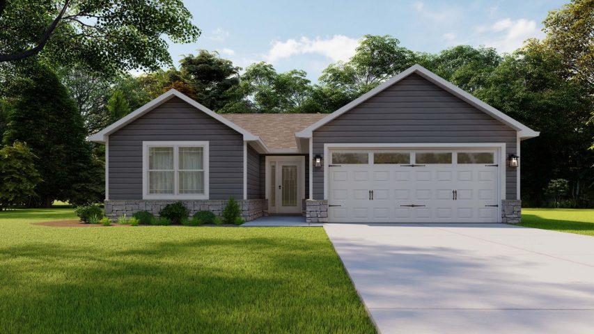 maria single family home - Premier Homes