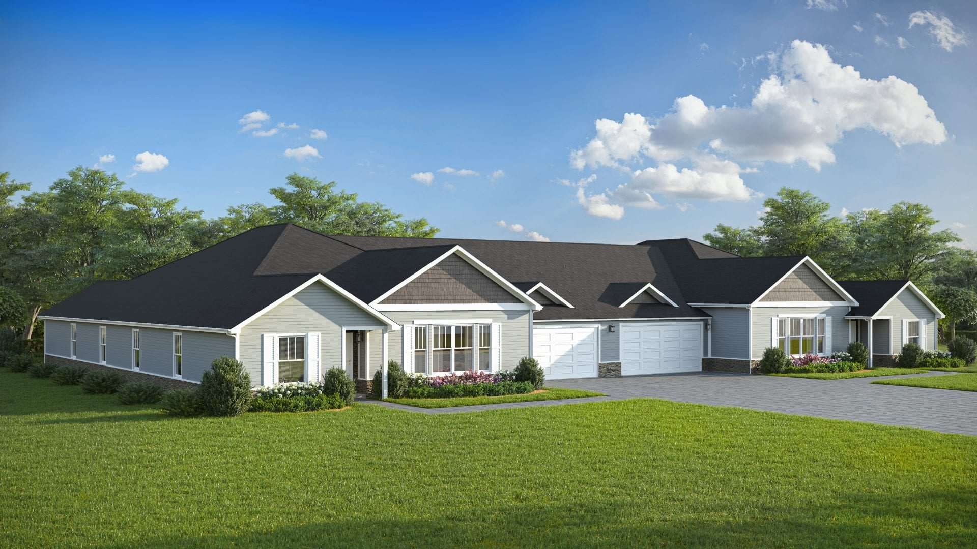 woodridge lake - Premier Homes